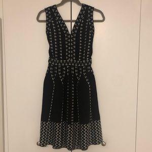 M Missoni Fit & Flare Dress